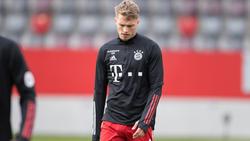 Fiete Arp wechselte 2019 vom HSV zum FC Bayern