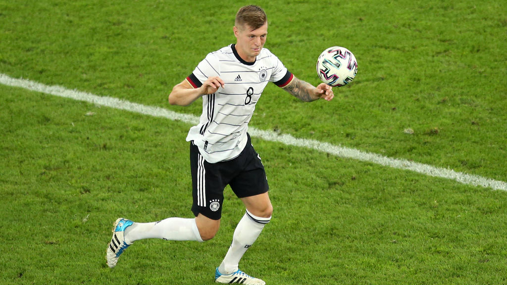 Toni Kroos wird bei der EM das deutsche Mittelfeld dirigieren