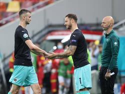 Heiß begehrt: Kalajdžić und Arnautović