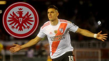 Rafael Santos Borré wechselt zu Eintracht Frankfurt