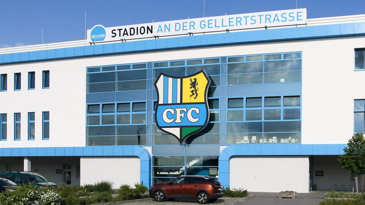 Der Chemnitzer FC hat sich von Teilen seiner Fans distanziert