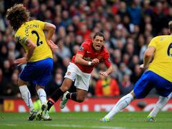 Javier Hernandez und Manchester United im freien Fall