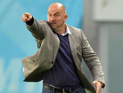Stanislav Cherchesov dirigirá a la selección rusa. (Foto: Getty)