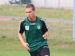 Florian Hart spielt bis Sommer 2016 in Ried
