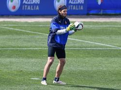 Federico Marchetti könnte Lazio am Sonntag wieder zur Verfügung stehen