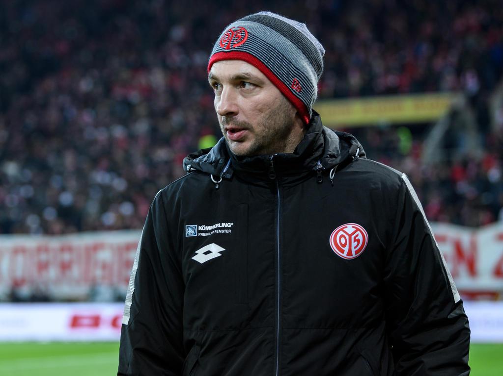 Die Mainzer Verantwortlichen um Sandro Schwarz haben sich den Fans gestellt