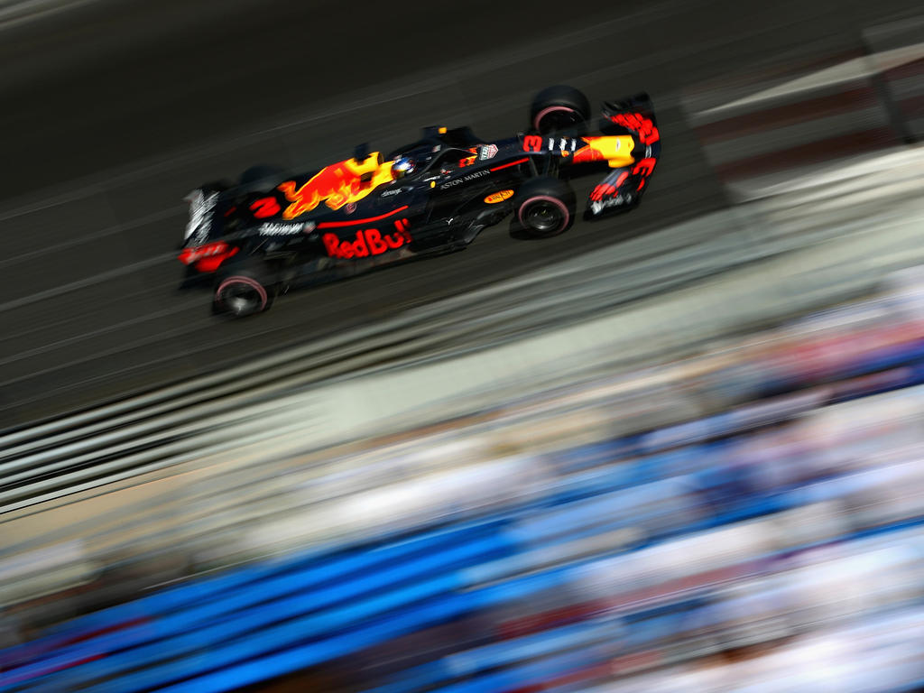 Er überflügelt in Monaco die Konkurrenz: Red-Bull-Pilot Daniel Ricciardo