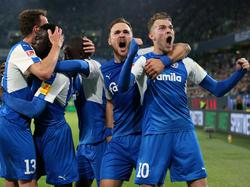 Die Kieler wendeten sich mit einer Kampfansage an den VfL Wolfsburg
