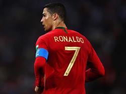 Ronaldo no vestirá la camiseta de su país en estos días. (Foto: Getty)