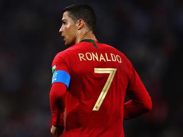 Cristiano Ronaldo es la única estrella que ha brillado por el momento en Rusia. (Foto: Getty)