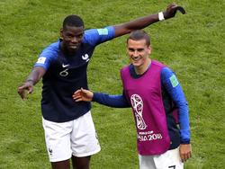 Frankreich peilt nach zwei Spielen das Punktemaximum an