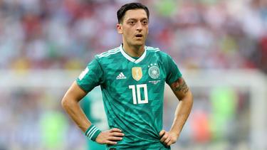 Mesut Ozil no volverá a vestir la camiseta germana. (Foto: Getty)