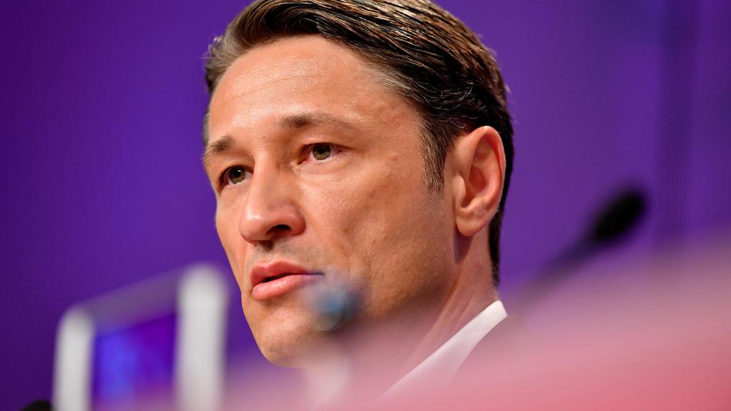 Trainer Niko Kovac vom FC Bayern fordert ein Umdenken im deutschen Fußball