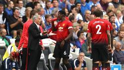 José Mourinho war nach der Partie in gereizter Stimmung