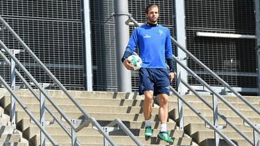Dennis Diekmeier wurde beim HSV vor der Saison aussortiert