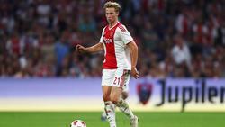 Soll beim BVB auf dem Zettel stehen: Frenkie de Jong von Ajax Amsterdam