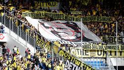 Die BVB-Fans haben für negative Schlagzeilen gesorgt