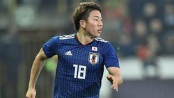 Hannovers Takuma Asano glänzte gegen Costa Rica als Vorlagengeber