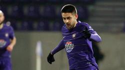 Dimitri Nazarov erzielte den goldenen Treffer für Erzgebirge Aue