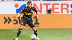 Pablo Maffeo verletzte sich in der Partie gegen Frankfurt