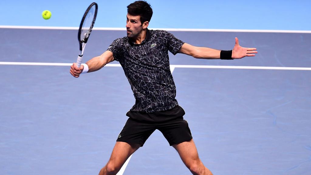 Novak Djokovic kann auf ein erfolgreiches Jahr 2018 blicken