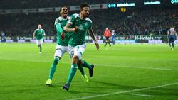 Martin Harnik sorgte für das vorentscheidende 2:1 für den SV Werder