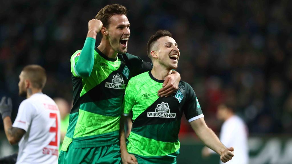 Werder Bremen zeigte gegen den FC Augsburg eine souveräne Vorstellung