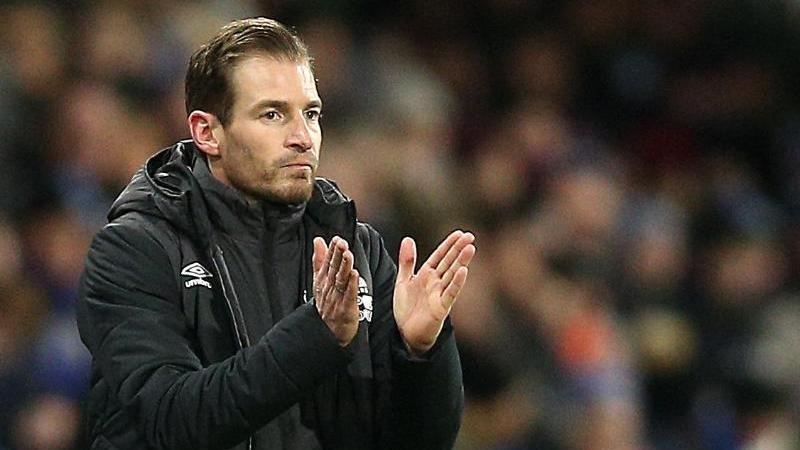 Jan Siewert ist der neue Trainer von Huddersfield Town