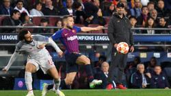 Jürgen Klopp und der FC Liverpool gingen gegen den FC Barcelona baden