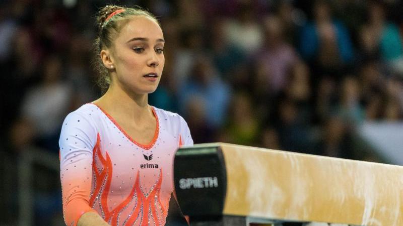 Tabea Alt wird die Turn-WM in Stuttgart verpassen
