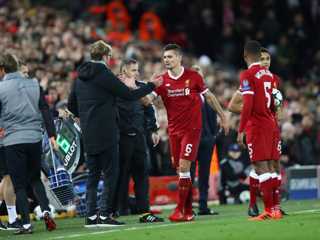 Jürgen Klopps FC Liverpool gewann mit 7:0