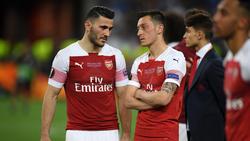 Sead Kolasinac und Mesut Özil stehen wieder zur Verfügung