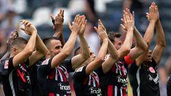 Eintracht Frankfurt will in die Gruppenphase der Europa League
