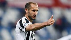 Giorgio Chiellini bleibt Juventus erhalten