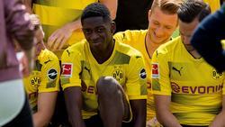 Wechselte 2017 vom BVB zum FC Barcelona: Ousmane Dembélé