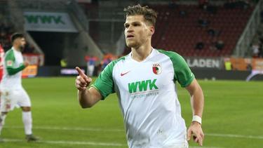 Florian Niederlechner ist viertbester Scorer der Liga