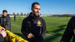 Paco Alcácer wird den BVB im Winter verlassen