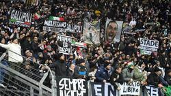 Juve-Fans dürfen nach Lyon fahren