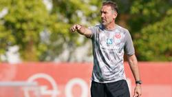 Beierlorzer und der FSV kamen gegen Leipzig zuletzt böse unter die Räder