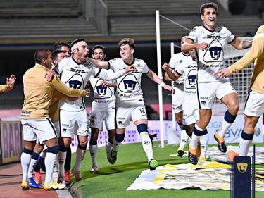 Pumas está a un paso de la gloria tras golear.