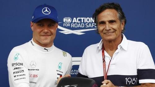 Nelson Piquet (r.) wurde in seiner Zeit in der Formel 1 dreimal Weltmeister