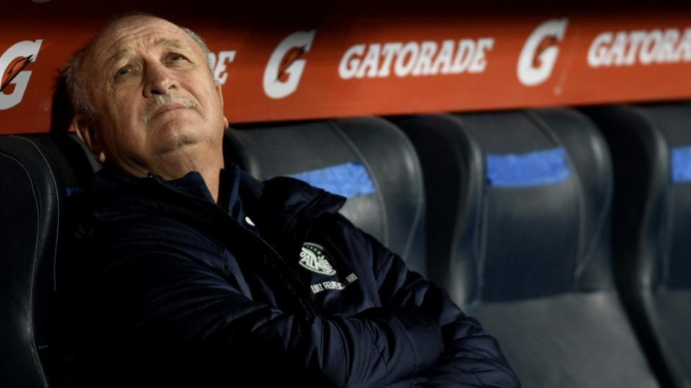 Luiz Felipe Scolari verlässt Traditionsklub Cruzeiro