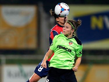 FSK St. Pölten-Spratzern machte gegen das italienische Topteam ASD Torres im Hinspiel eine gute Figur, ein Aufstieg wäre dennoch eine Überraschung.