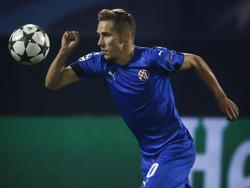 Marko Rog en su etapa como jugador del Dinamo Zagreb. (Foto: Getty)