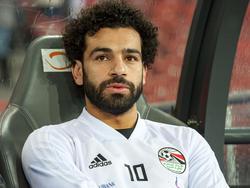 Bei Mohamed Salah reicht es nicht für einen Startelf-Einsatz