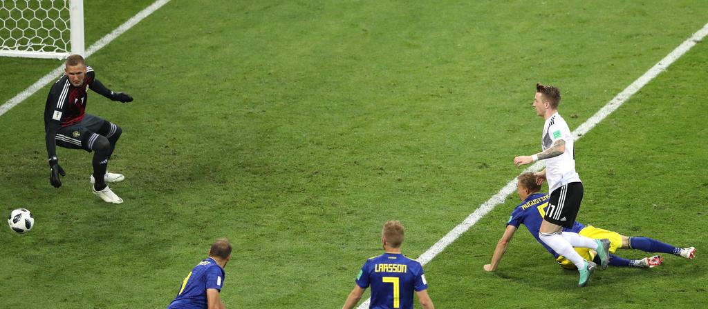 Marco Reus bringt die DFB-Auswahl zurück ins Spiel