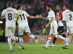 Real Madrid greift ab Mittwoch wieder an