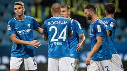 Der VfL Bochum feierte einen Heimsieg gegen Bielefeld