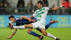 Greuther Fürth und VfL Bochum teilen die Punkte