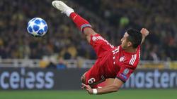 Kann sich seine Zukunft langfristig beim FC Bayern München vorstellen:Thiago